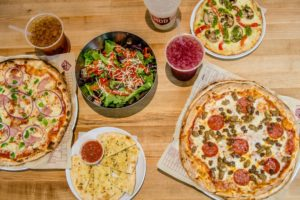 Pattern for Your Pizza - SteakHousePrices.com