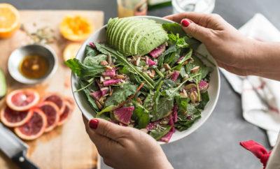 Being Super-satisfied at Souper Salad