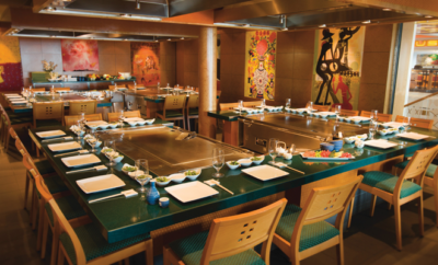 Things to Know About the Teppanyaki Buffet