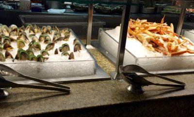 A True Feast at the Bacchanal Buffet